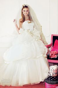 New Designs White A Line Long Sleeve Covered Back Tulle Lace Wedding Dress (MN1006)