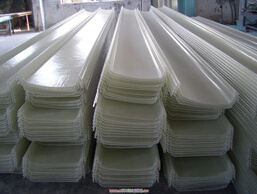 Fiberglass Corrugated Daylighting Sheet, Plastic Roofing Sheet pictures & photos