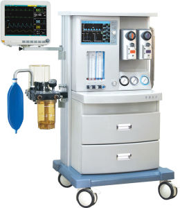 "CE/ISO Approval, 10.4"" LCD Anesthesia Machine (MFH-850) pictures & photos"