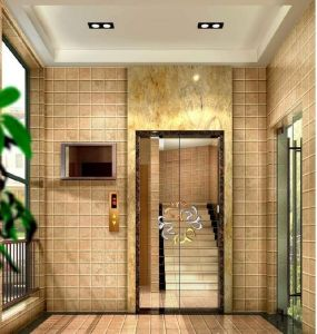 China sicher indoor elevator for residential china lift for Small elevator for home price