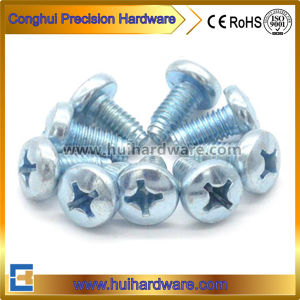 Cross Recessed Pan Head Thread Rolling Screws M4 M5 M6 pictures & photos