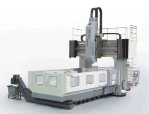 Double Column Machining Center (PM2040H) pictures & photos