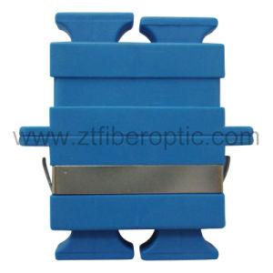 Singlemode Duplex Sc Fiber Optic Adapter