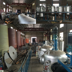 100t Vegetable Oil Refinery Plant Oil Refinery Equipment pictures & photos