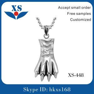 Fashion Stainless Steel Pendant Charm Necklace pictures & photos