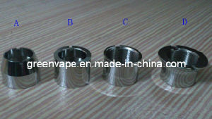 EGO Cone/ EGO Spacer Collar for The 3.5ml Dual Coil Tank and 510 Xxxl Cartomizer
