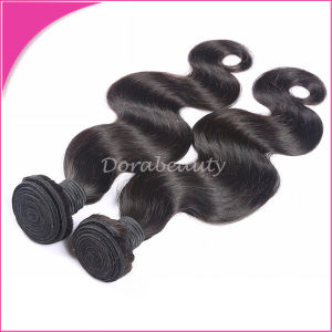 Body Wave Peruvian Virgin Human Hair Extensions pictures & photos