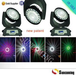New Stage LED Effect Lighting 18*10W DIY Moving Head Light pictures & photos