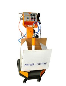 Ce Powder Spray Gun for Wheels Coating (Colo-800D-L2) pictures & photos