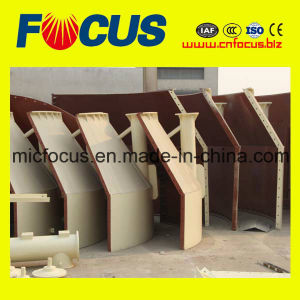 Good Quality Promised 200t Bolted/Welded Cement Silo for Concrete Batching Plant pictures & photos