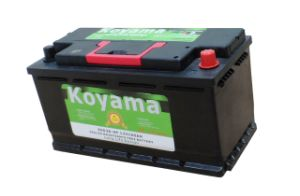 Factory SMF Rechargeable Car Battery Auto Battery DIN55559-Mf 55ah 12V pictures & photos