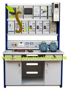 PLC Training Workbench Electrical Engineering Vocational Training Equipment
