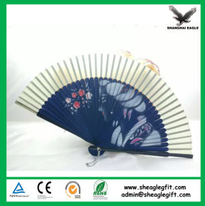 Wooden Panel Spanish Hand Fan Foldable Promotion Favor pictures & photos