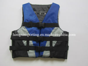Nylon Life Jacket & Life Vest (HX-V0041) pictures & photos