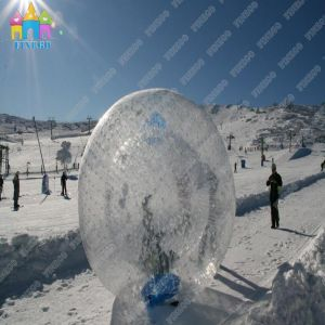 Popular En14960 Adult Funny Commercial Inflatable Snow Zorb Ball pictures & photos