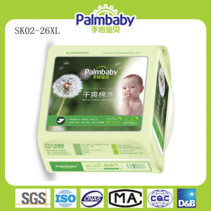 Soft and Comfortable Baby Diaper pictures & photos