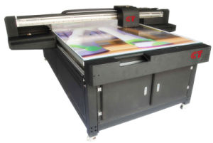 High Resolution Fladbed UV Printer