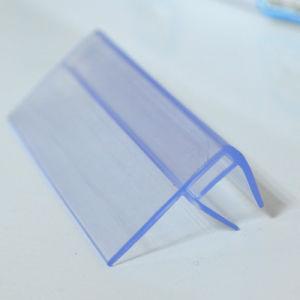 PVC Plastic Stirp for Galss Shelf Ds-1022 pictures & photos