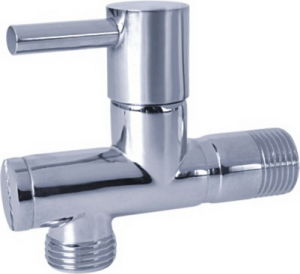 High Quanlity Brass Angle Valve with Filter Core (YD-5032) pictures & photos