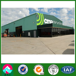 Fast Installation Sandwich Panel Portable Commerical Building pictures & photos