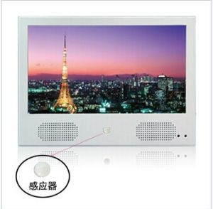 12inch Montion Sensor Digital Photo Frame pictures & photos