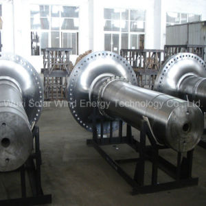 CNC Machining Forged Main Shaft