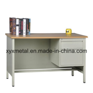 Best Competitive Price Modern Design Commerical Melamine Office Desk pictures & photos