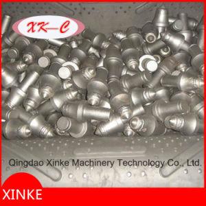 Tumblast Shot Blasting Machine Used Aluminum Casting Cleaning Parts pictures & photos