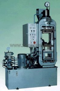 High Quality Dry Powder Hydraulic Press pictures & photos