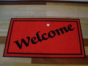 Welcome Mats pictures & photos