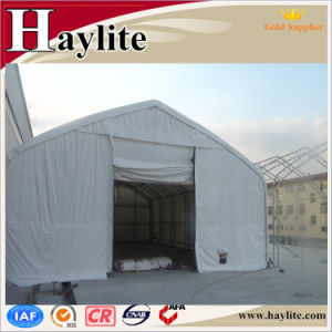White High Qualit PVC Outdoor Shelter China Manufacture Supplier pictures & photos