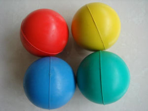 Dog Rubber Balls Pet Toys pictures & photos