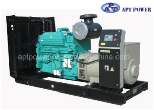 Standby Power 500kVA 400kw Silent Diesel Generator for Industrial Use pictures & photos
