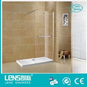 Big Entrance 8mm Tempered Glass Walk-in Shower Door Shower Screen