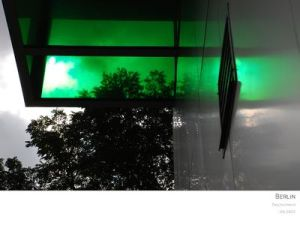 4mm-6mm Decorative French Green Coated Reflective Glass pictures & photos