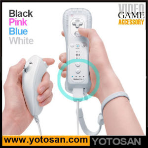 Remote Controller Game Controller Gamepad Pad Player for Wii pictures & photos