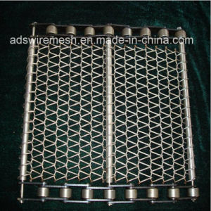 Stainless 304, 316 Material Conveyor Belt (Wire Mesh belts) pictures & photos