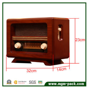Hot Sale Antique Customized Wooden Radio pictures & photos