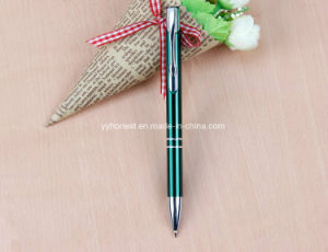 2017 Hot Selling Quality 139mm Long Office Aluminium Ballpen pictures & photos
