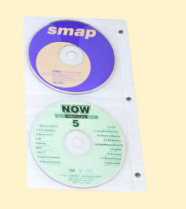 Un-Woven PP Sleeve for 4CD (PPS2V)