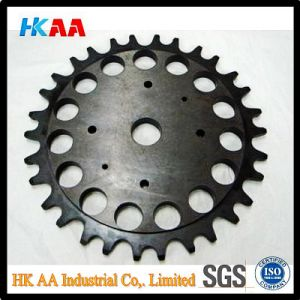 Carbon Steel Precision Gears, 20crmnti 40cr Precision Big Modulus Worm Gear pictures & photos