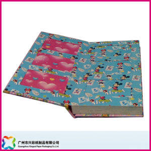 Custom Hardcover Photo Album/Collection Book with Fancy Cover (xc-8-002) pictures & photos