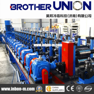 Mould (drawer) Type Shelf Shelf Cold Bending Forming Machine pictures & photos