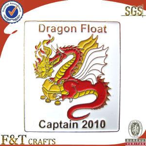 Custom Dragon Boat Badge (FTBG4152P) pictures & photos