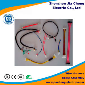 Medical Approved AMP Molex Connector Cable Assembly pictures & photos