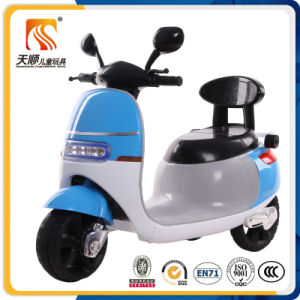Popular Wholesale Baby Toy Electric Motorcycle with Musics pictures & photos