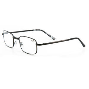 New Design High Quality Metal Foldaway Reading Glasses with Case pictures & photos