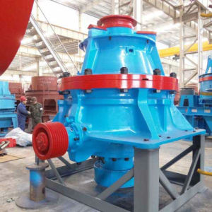 Large Output Capacity Single-Cylinder Hydraulic Cone Crusher Gpy300 pictures & photos