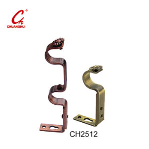 Curtain Rod Window Fitting Tube Support Bracket (CH2512) pictures & photos
