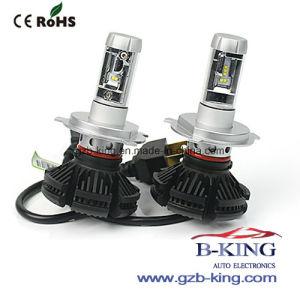 Super Bright Philips Hi/Lo H4 6000lm LED Car Light pictures & photos
